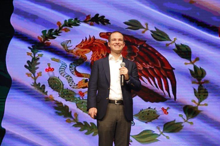 Partido Acción Nacional, elecciones 2018: Niega Ricardo Anaya fractura en el PAN tras su candidatura
