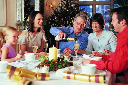 Cena Navideña: ¿Cómo evitar la engordadera navideña?