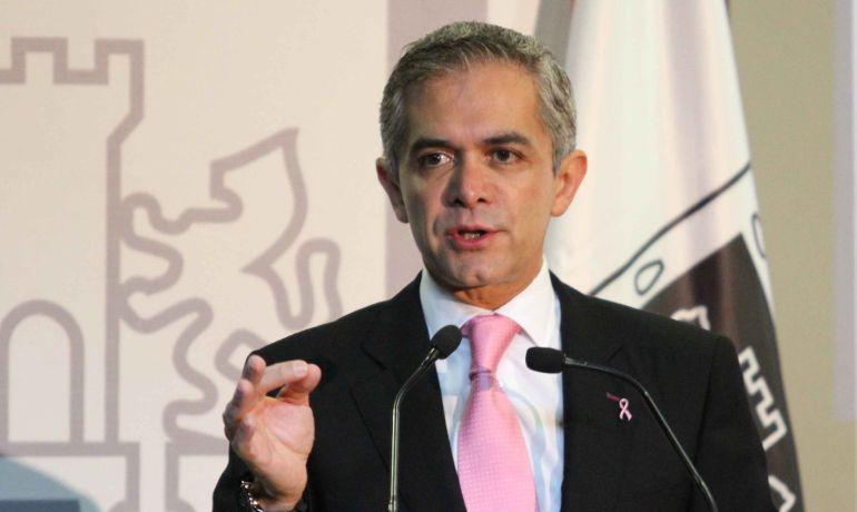 """Mancera, Ley de Seguridad Interior: La negociación de candidaturas en """"Por México al Frente"""" fue por peso político: Mancera"""