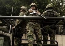 """""""Ejército no viola Derechos Humanos"""": Senador del PRI sobre Ley de Seguridad Interior"""