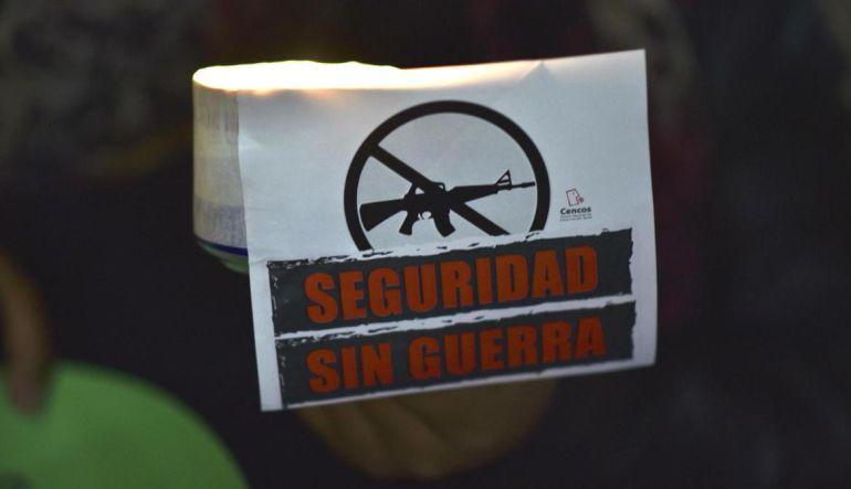 Niega Manelich Castilla escenario negativo ante Ley de Seguridad Interior