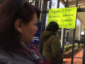 Paro de labores en hospitales de Michoacán