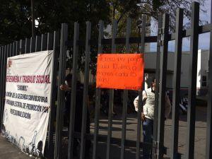 """paro de labores, Michoacán: """"Hasta que no le paguen al último trabajador, no liberaremos las instalaciones"""": Doctor del Hospital de Oncología de Morelia"""