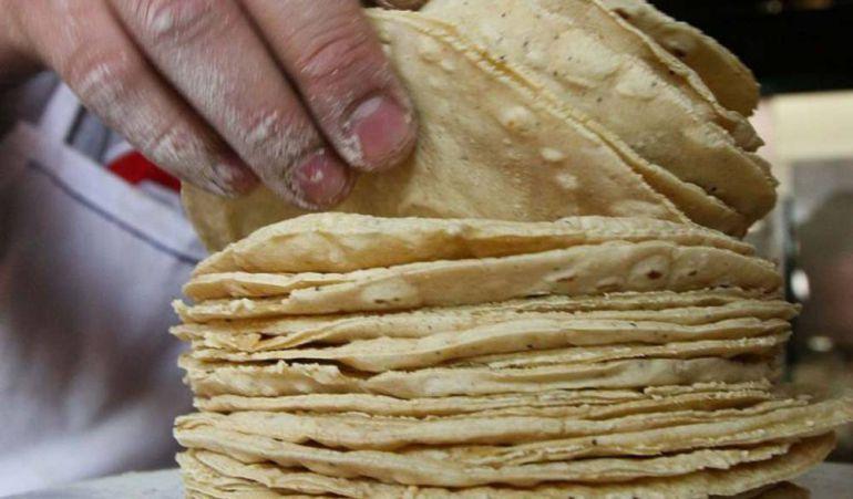 Prevén aumento de 2 pesos al kilo de tortilla en Michoacán