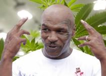 El gusto de Mike Tyson por la marihuana