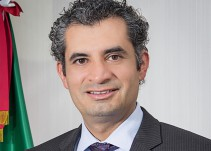 Enrique Ochoa Reza, Presidente del CEN del PRI, en entrevista