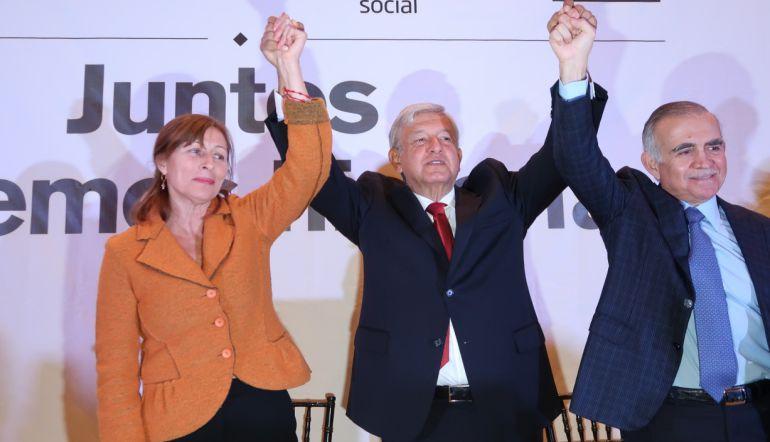 Tatiana Clouthier, Andrés Manuel López Obrador: Calmaré guerra sucia contra AMLO: Tatiana Clouthier