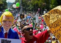 2 de cada 3 mexicanos tienen una opinión negativa de Trump