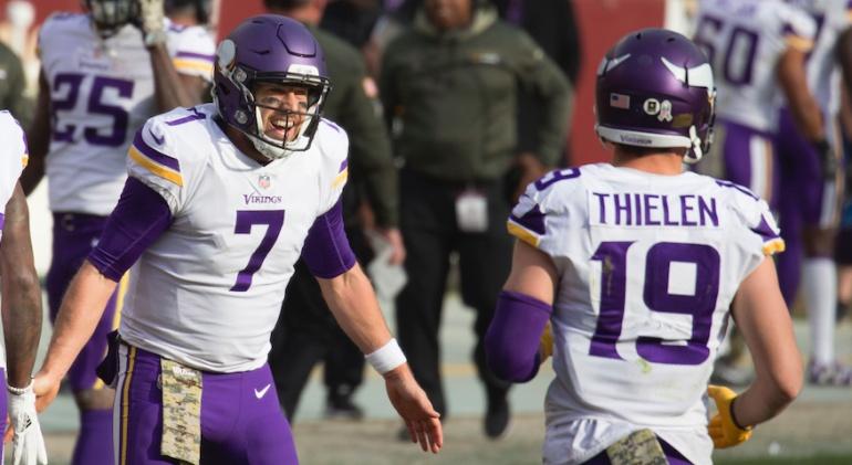 Good News: Vikings dona boletos para el Super Bowl a niño con Cáncer