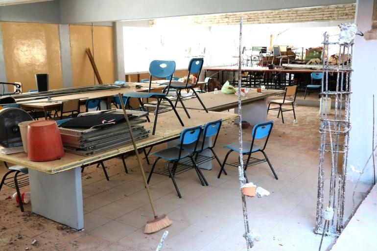 Tras sismos de septiembre 8 millones de niños dejaron la escuela