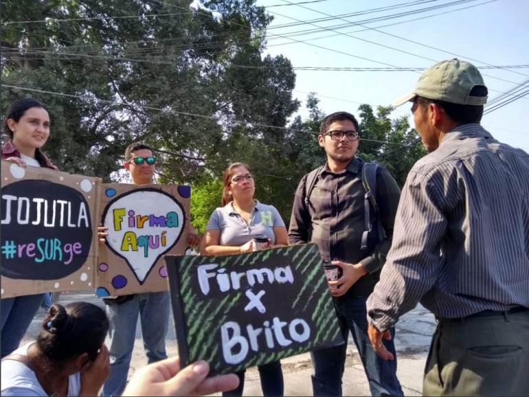 """""""Las autoridades están ausentes en Jojutla"""": Carlos Brito"""
