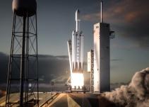 Así Sopitas: Se lanzó un cohete al espacio con un auto adentro