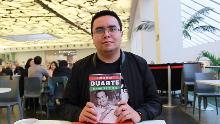 Duarte podría salir de la cárcel: Arturo Ángel
