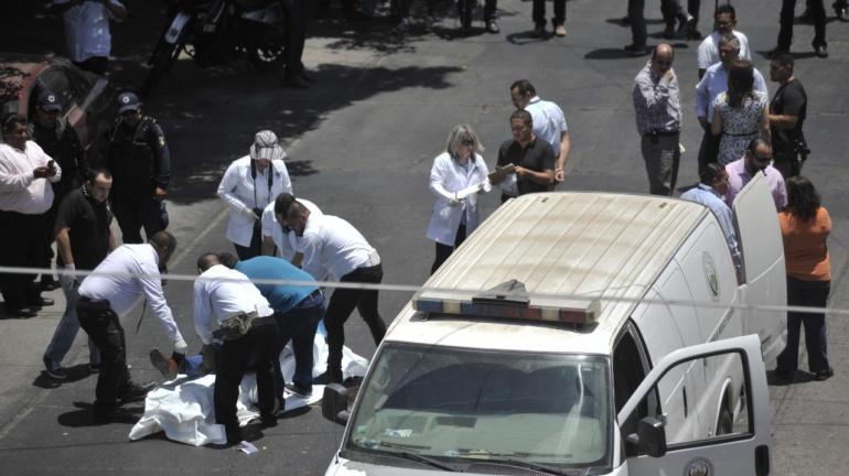 En México se registra 1 asesinato cada 18 minutos