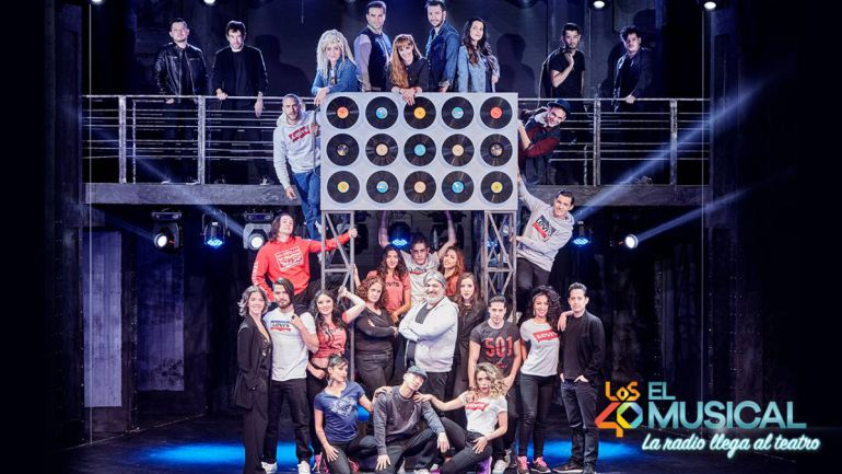 Los40 el musical