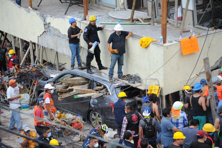 Desclasifican documentos relacionados con sismo del 19S