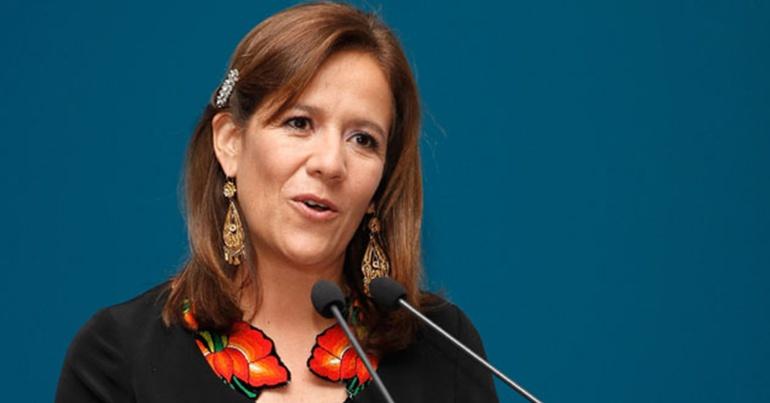 """""""Anaya traidor y AMLO ropavejero de la política"""" Margarita Zavala"""