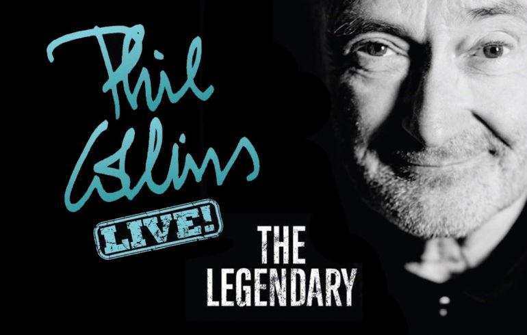 Vive el concierto de Phil Collins en primera fila