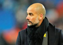 El liston amarillo de Guardiola