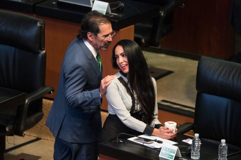 """acoso sexual, Senado: """"Es una cultura patriarcal"""": Diva Gastélum, por casos de acoso en el Senado"""