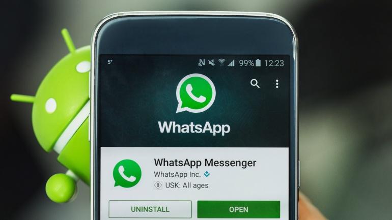 Actualización integrará nuevos cambios a los chats — Whatsapp