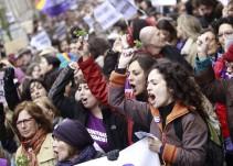 8M, La primera huelga feminista de la historia