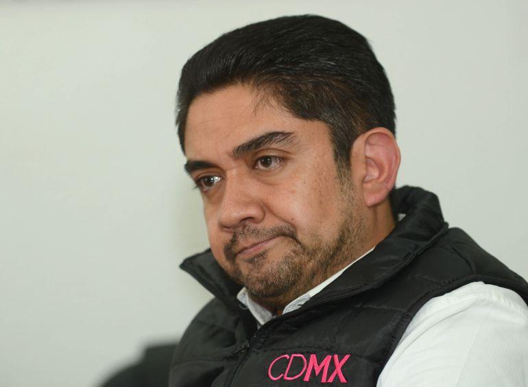 Nombran a Edgar Tungüi como Comisionado para la Reconstrucción de la CDMX