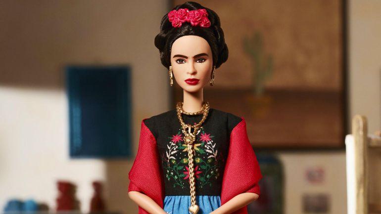 """""""Para empezar esta Frida Kahlo es muy Barbie; no por ponerles unas flores en la cabeza ya es Frida"""", afirmó Mara Romeo"""