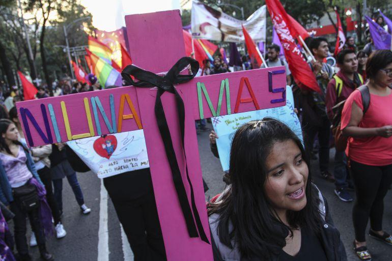 ONU mujeres, feminicidios: ONU Mujeres lanza campaña contra feminicidios en México
