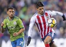 Chivas pasa a la siguiente ronda de la Concachampions