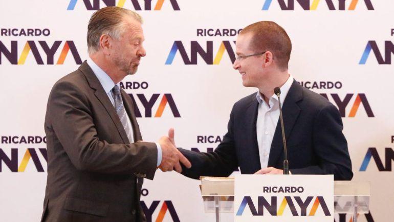Ricardo Anaya: Jorge Castañeda se une a la campaña de Ricardo Anaya