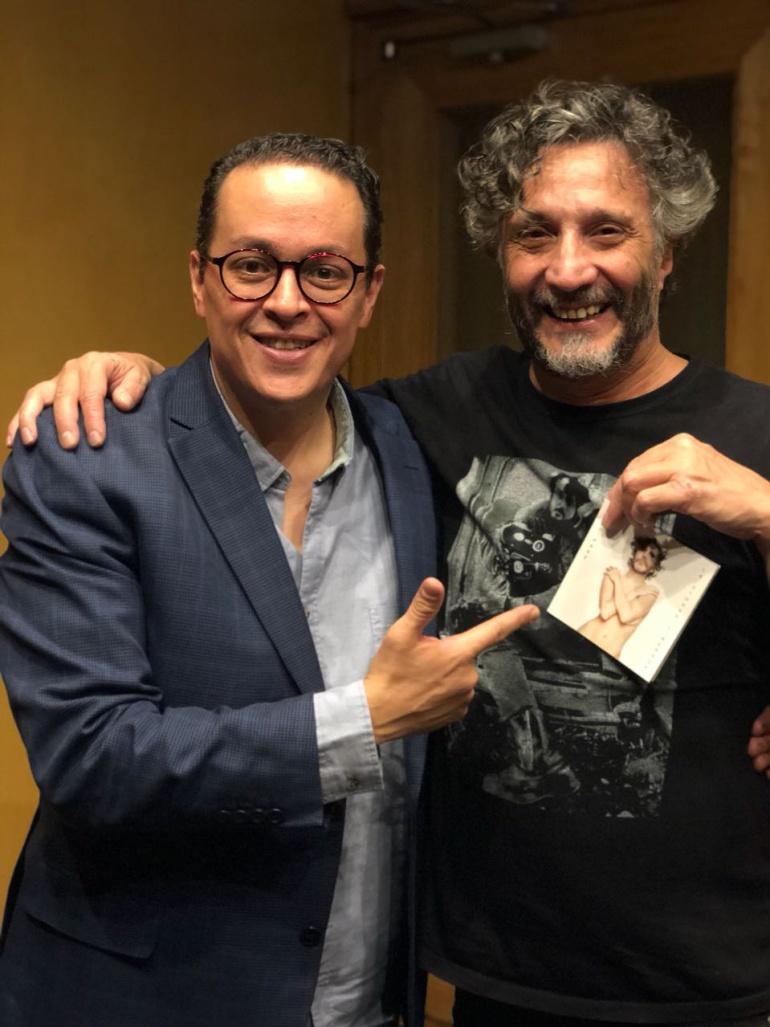 """Presentación del disco: """"La Ciudad Liberada"""""""