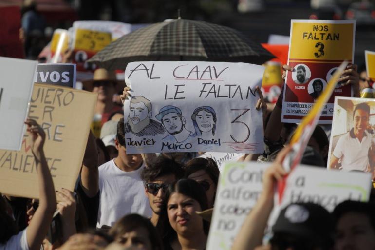 """""""40% de los desaparecidos son jóvenes"""": Especialistas en seguridad"""