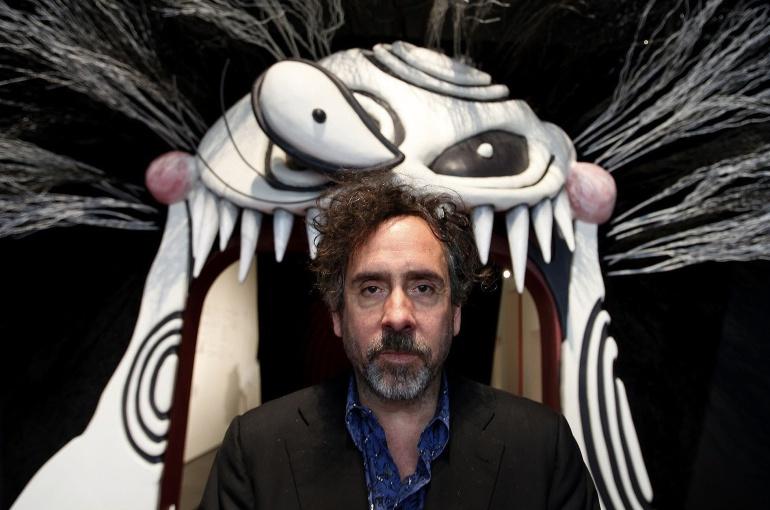Recorrido por la expo de Tim Burton