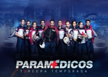 Paramédicos, la serie