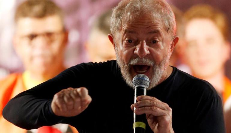 Lula denuncia a Netflix por polémica serie