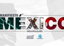 """Presenta sector patronal """"Manifiesto México"""""""