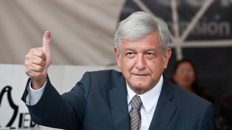"""""""Si las elecciones fueran en este momento, ganaria López Obrador, sin embargo, en tres meses todo puede pasar"""", afimó Mendoza"""