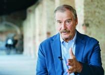 Vicente Fox y las pensiones de los ex-presidentes