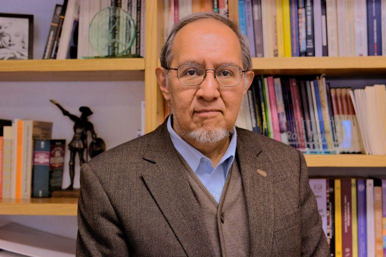 """INE podría revocar aprobación de """"El Bronco"""": Raúl Trejo Delarbre"""