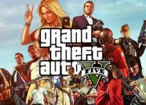 El videojuego, Grand Theft Auto V