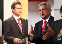 2012: Los telecandidatos