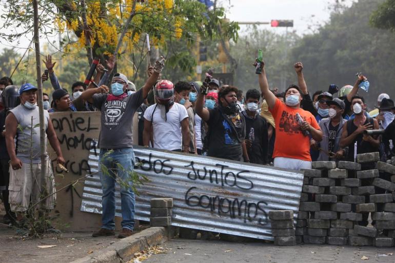 """""""Manifestaciones en Nicaragua reflejan una crisis acumulada"""": Juan Sebastián Chamorro"""