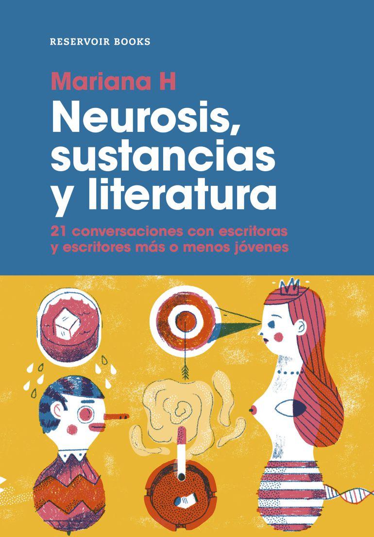 """Presentación del libro: """"Neurosis, sustancias y literatura"""""""