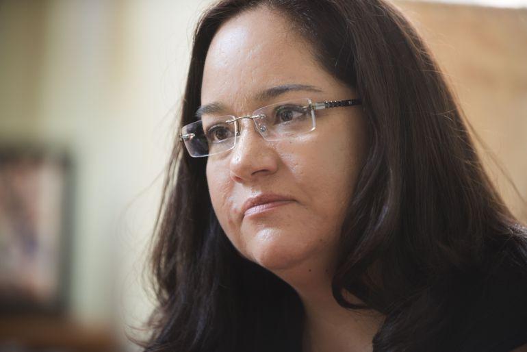 Katia d'Artigues está ligada a la discriminación en nuestro país y hoy platicó con Ana Francisca Vega