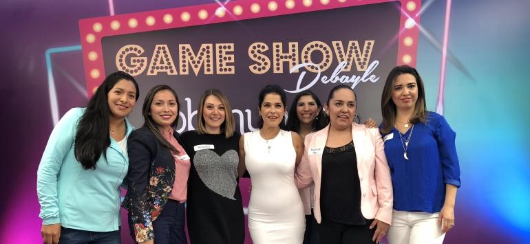 bbmundo Game Show con Martha Debayle en vivo: bbmundo Game Show con Martha Debayle en vivo