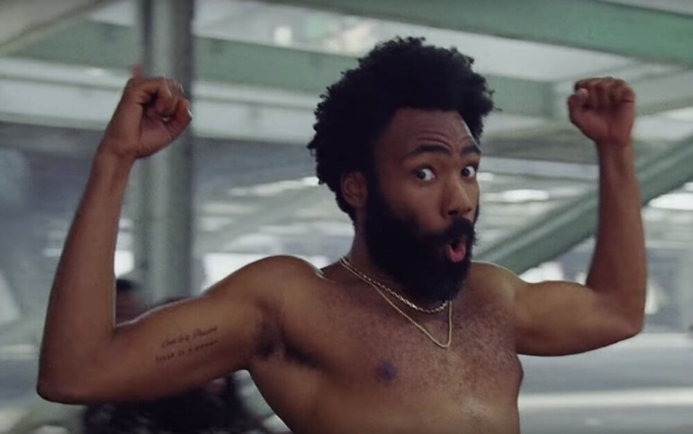 "El polémico video ""This is America"""
