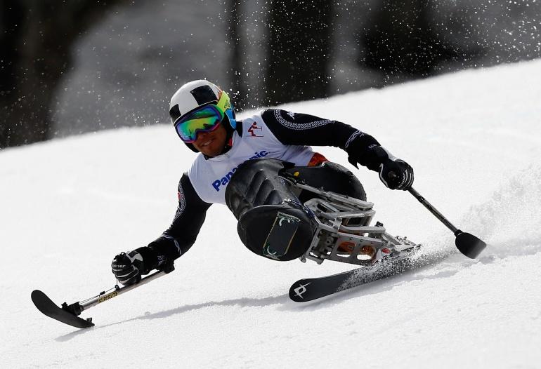 Arly Velásquez, el único mexicano en los Juegos Paralímpicos de PyeongChang
