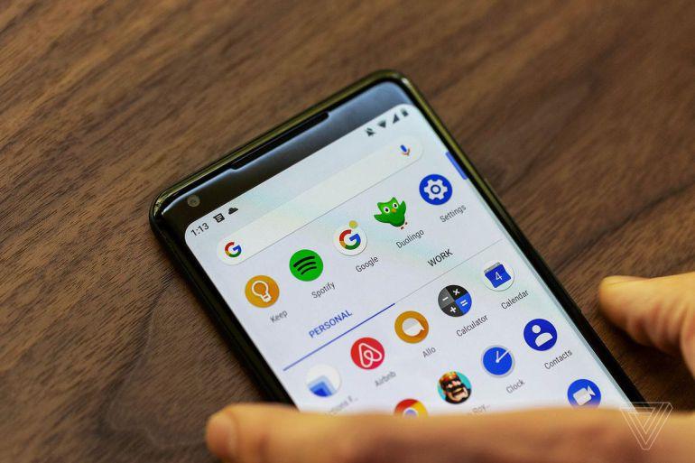 Google presentas las nuevas funciones de Android P