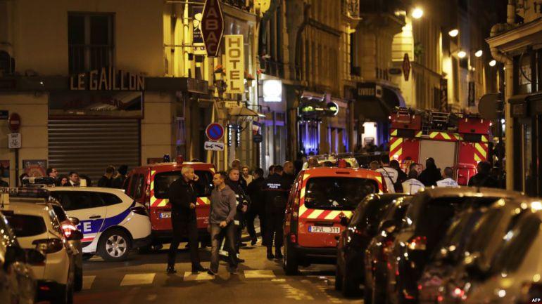 Este sábado un jóven acuchilló a cuatro personas en París